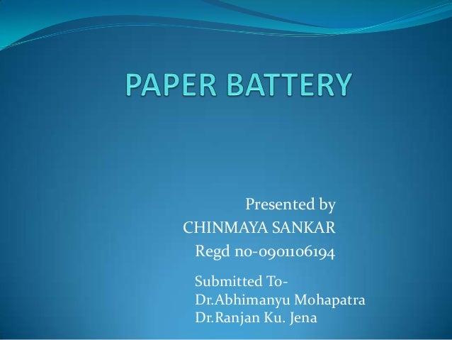 Presented byCHINMAYA SANKAR Regd no-0901106194 Submitted To- Dr.Abhimanyu Mohapatra Dr.Ranjan Ku. Jena