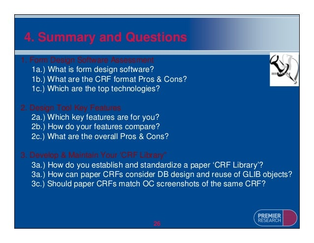 research design paper format