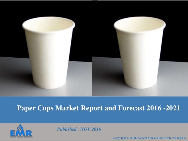 paper cup market research Global and regional disposable paper cup market research report 2017 is a market research report available at us $3500 for a single user pdf license from rnr market.