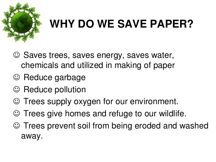 essay on why should we save trees We should always try to save our mother earth, i really love my planet and its nature  trying to save our mother earth by planting trees so i request that all .