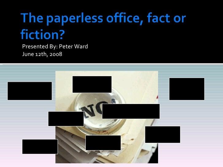 Paperless Office Upload