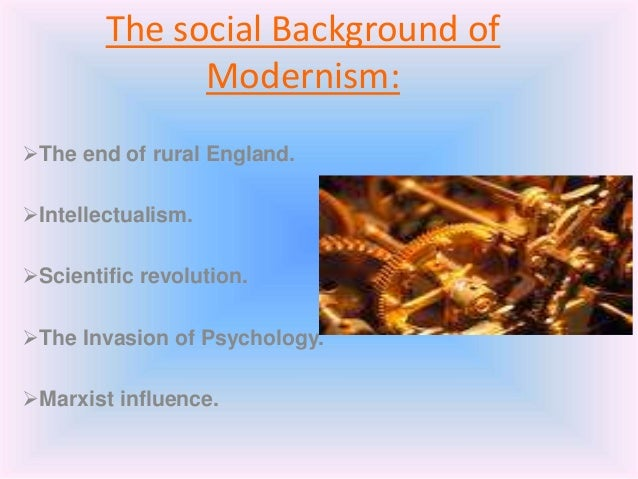 research papers post modernism