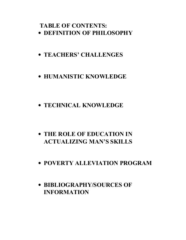 Difficulty with philosophy essay?