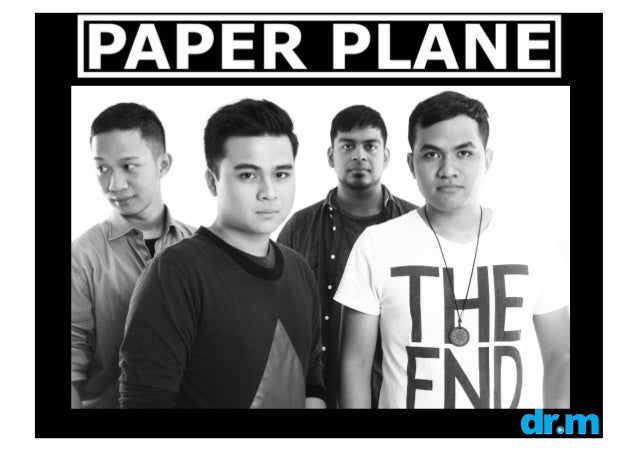 Paper Plane Band Profile