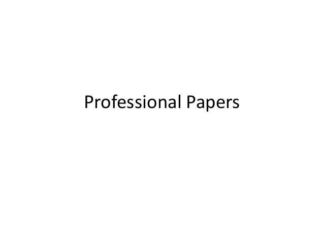 Paper presentation Business Communication