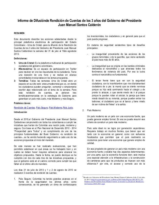 Ejercicio de participación - Rendición de cuentas 3 años de Gobierno