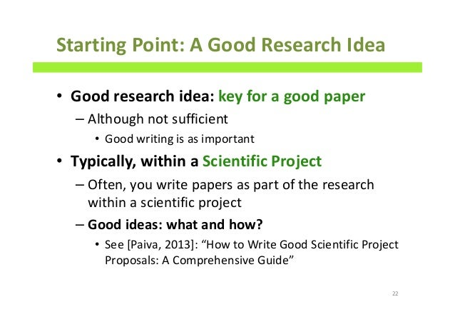 colleges and what they are known for good ideas for a research project