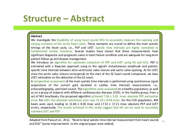 Example Of Dissertation Abstract