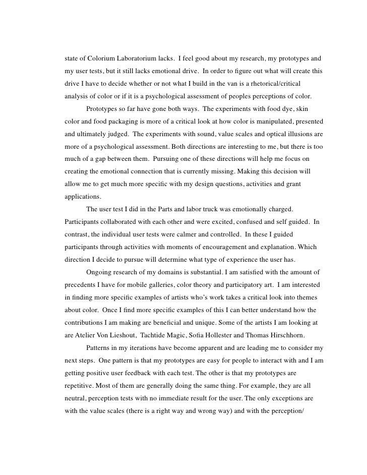 What is the desired page length for an excellent thesis/professional paper?