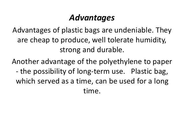 plastic bags 2 essay Browse plastic bags news, research and analysis from the conversation.