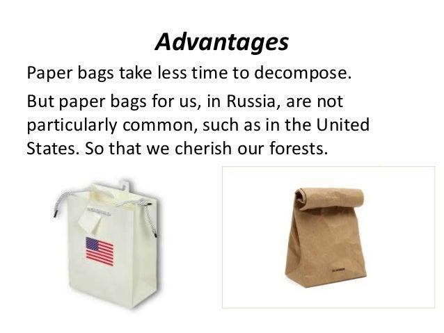 Plastic Vrs, Paper?