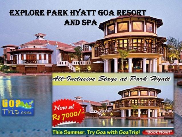Park Hyatt Goa Summer Packages