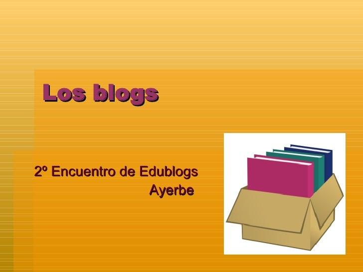 Para hacerme un blog