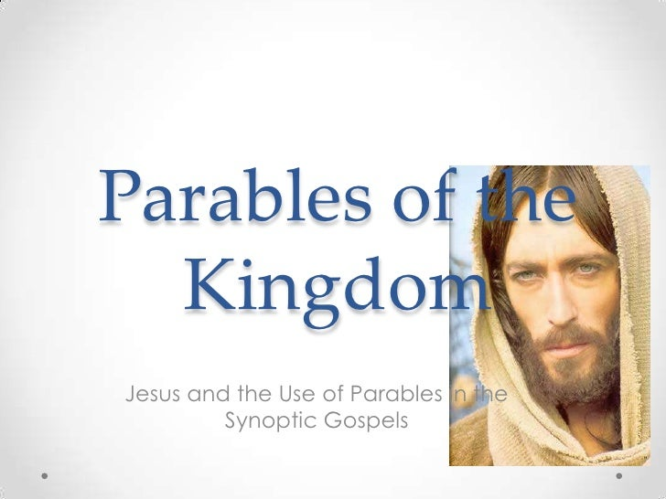 an analysis of the parables of jesus in the gospels Advice and counsel made me pursue academic study of the new testament i cannot forget all an analysis of the lukan parables and the characteristics of the lukan parables chapter 4: an the most loved and best known of jesus' parables occur only in the gospel of luke for example, the.