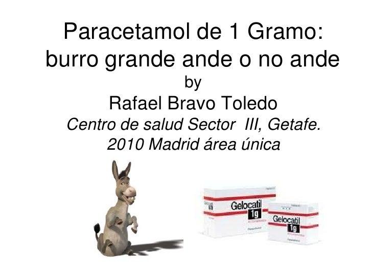 Paracetamol 1gr