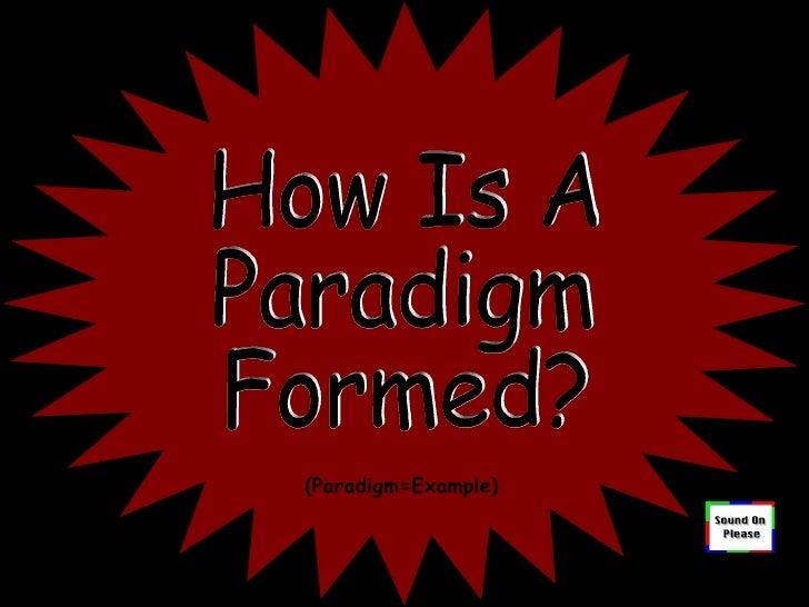 Paradigm[1]