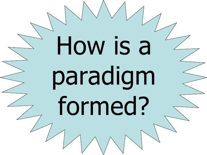 Paradigmcreated