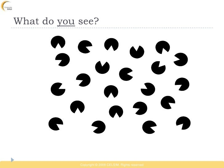 What do you see?<br />