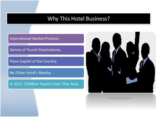 Budget hotel business plan