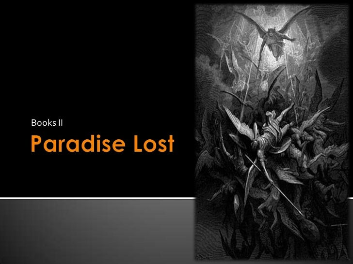 summary paradise lost book 1 4