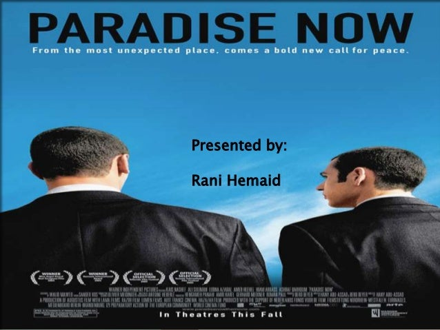 Paradise now Movie