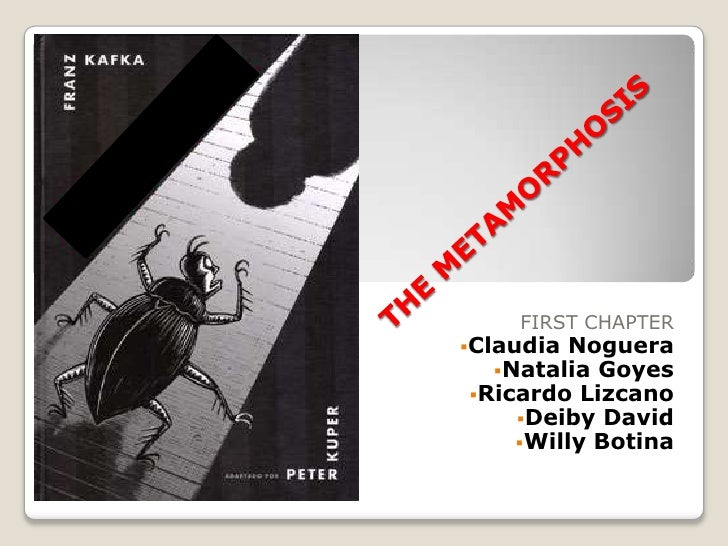 Para el blog -the metamorphosis