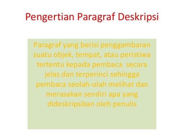 pengertian essay bahasa indonesia