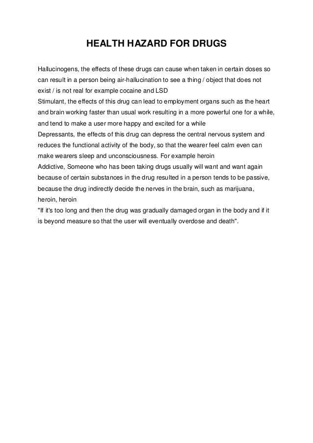 Paragraf tentang kesehatan dan pendidikan