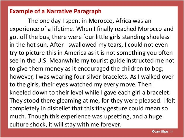 Personal Narrative Essay About Mother