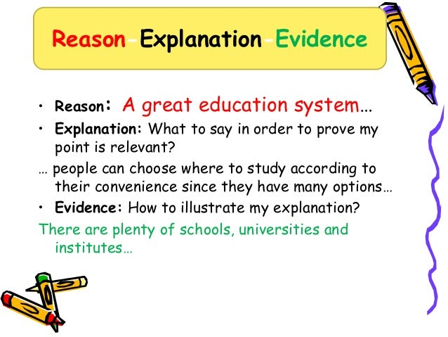 education system 2 essay If you will be covering more than one level of education, then you will need to divide up your essay into smaller parts to make the project more manageable step 2 research your topicin order to adequately cover your topic, you need as much factual material about it as possible.