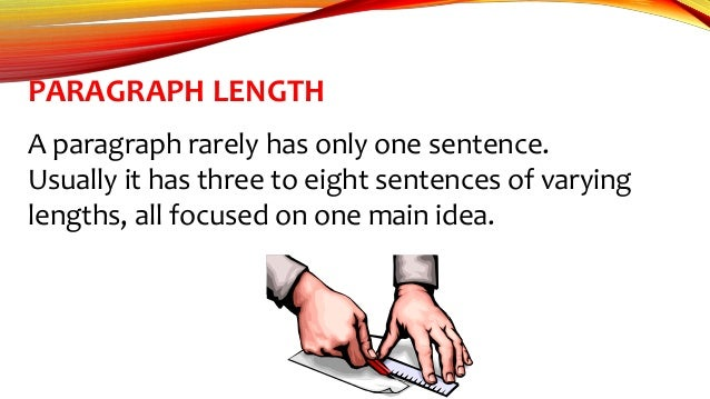 Why should you vary sentences types and lenths?