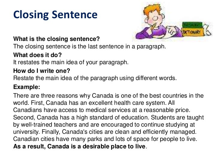 How to Start a Conclusion Paragraph