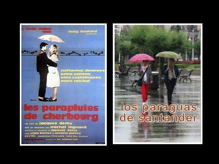 Paraguas de Cherbourg