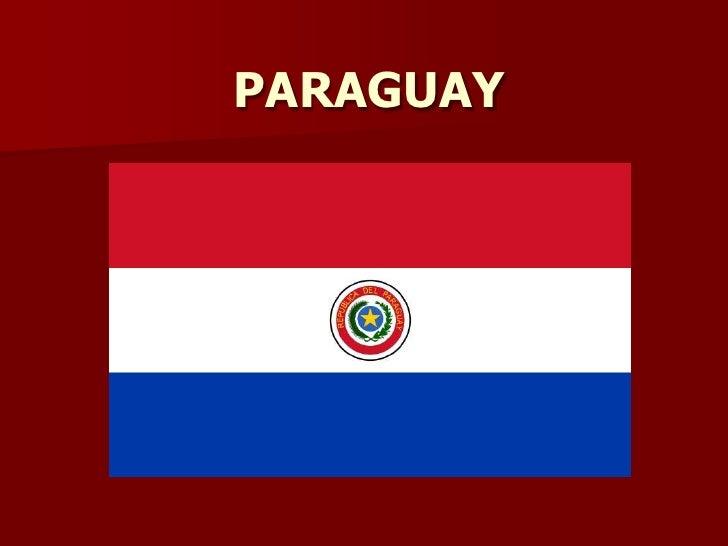 PARAGUAY<br />