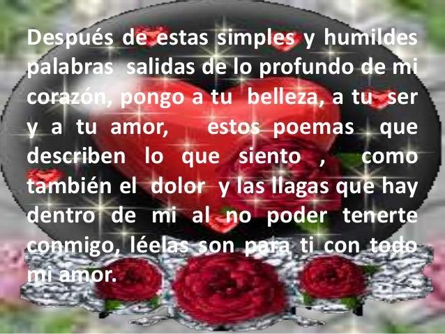 Amor · poemas de amor para enamorar a una mujer dificil