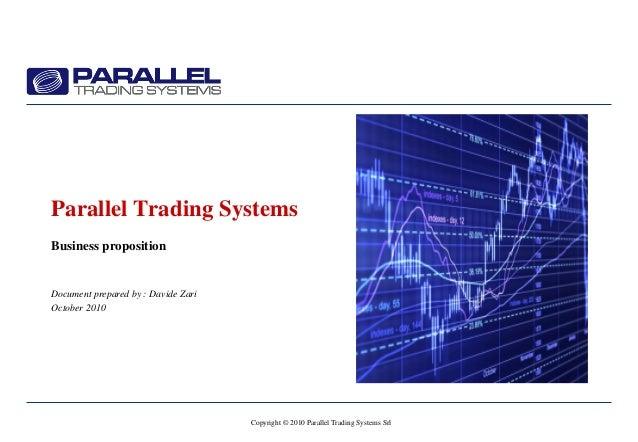 Trading system srl