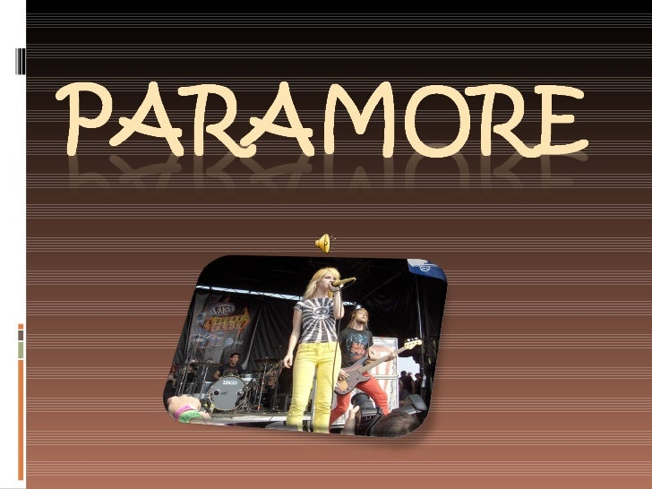 Paramore 091125122526-phpapp01