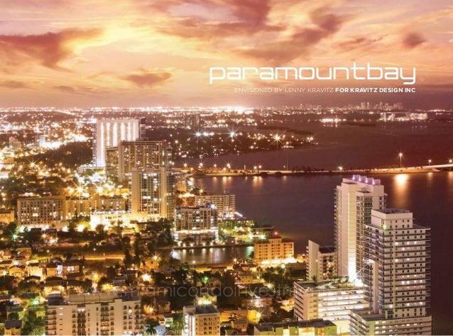 Paramount Bay brochure