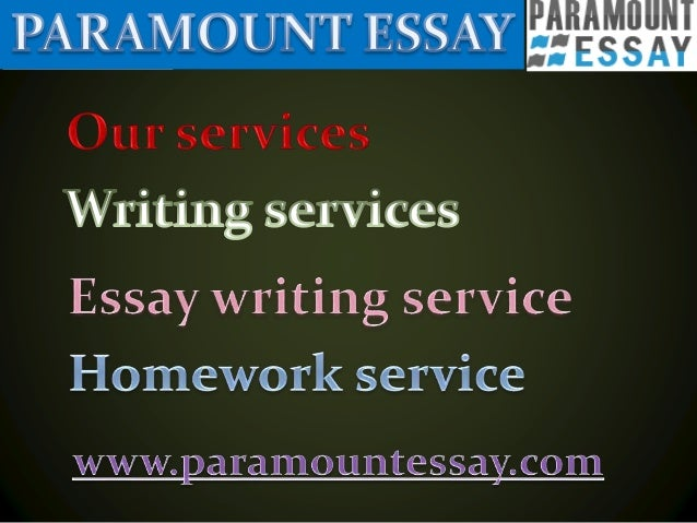 Essay-Writing Companies Reputable