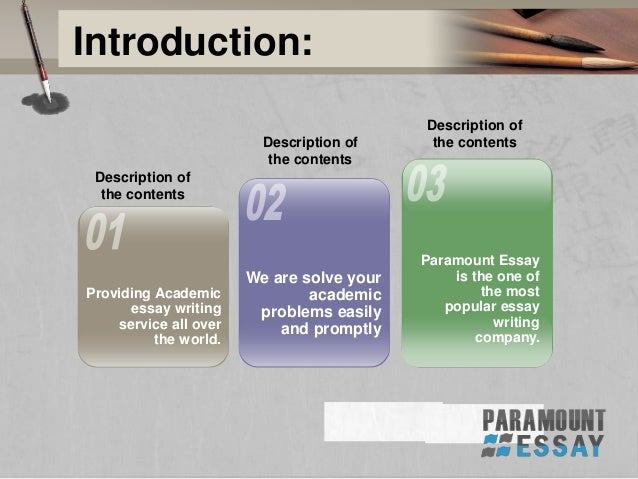 Websites to type papers research