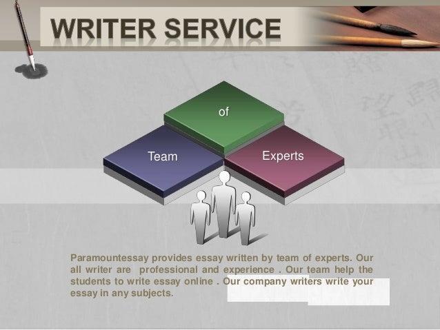 Write My Essay Canada Company