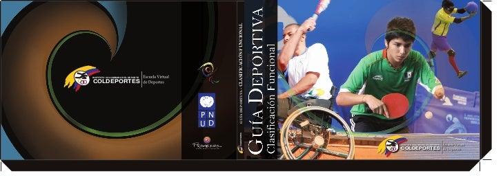 Organización de juegos Paralímpicos