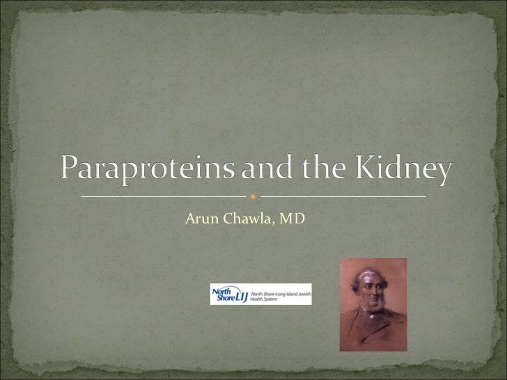 Arun Chawla, MD