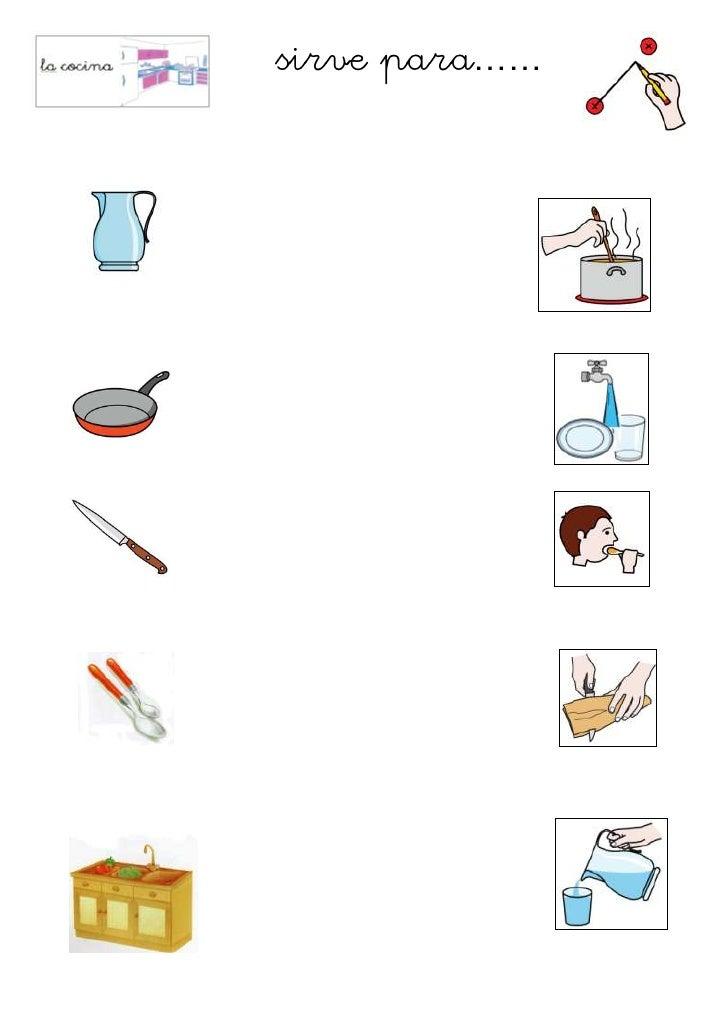 Para que sirve elementos de la cocina for Elementos cocina