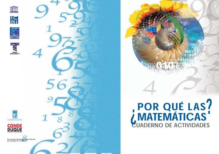 ¿Para qué sirve la matemática?