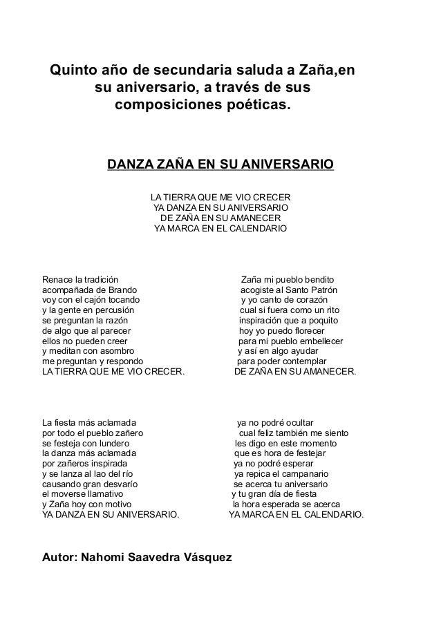 Cancion De Aniversario A Mi Colegio