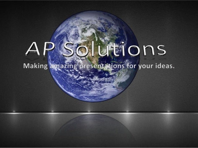 APSolutions is a Services Company,our main goal is to provideadministrative supportto our costumers with the mostpowerful ...