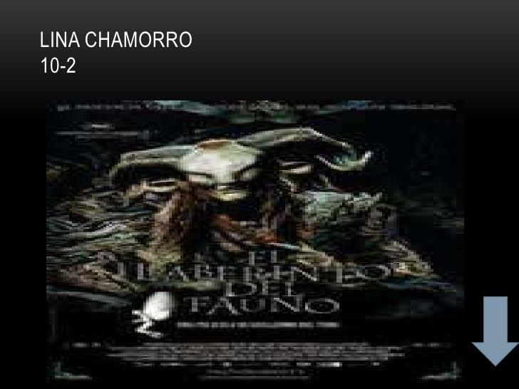LINA CHAMORRO10-2