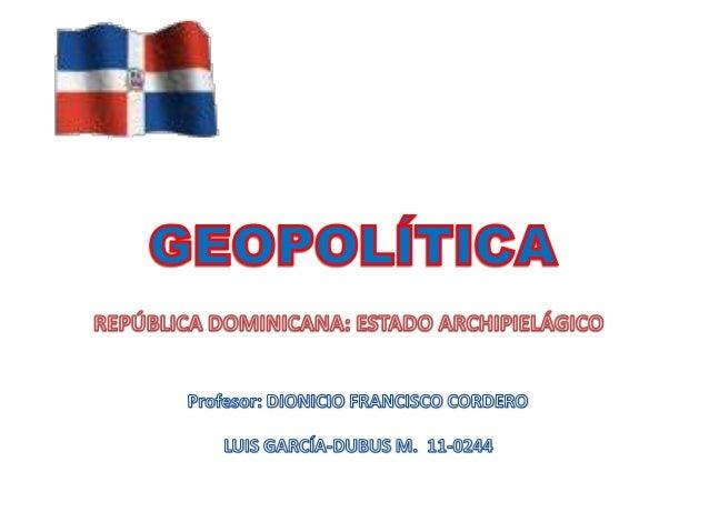 CAPÍTULO III                         DEL TERRITORIO NACIONAL                                SECCIÓN I               DE LA ...