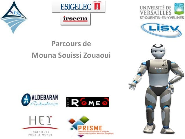 Parcours de Mouna Souissi Zouaoui  1
